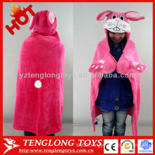Party supply kids adults wholesale big ears rabbit style halloween costumes