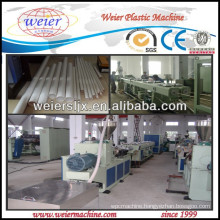 PVC Pipe Extruder/PVC Pipe Machine/PVC Extrusion Line