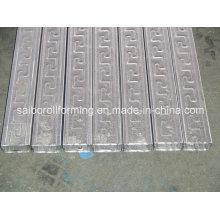 Ligne de machine de formage de tubes carrés
