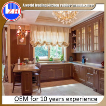 American Standard Solide Wood Kitchen Cabinets (zhihua)