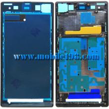Передний Корпус для сони Xperia у Z1 l39h телефон замена