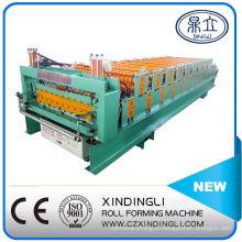 Производитель оборудования для холодной прокатки двухслойных гофрированных листов и кровельных листов в Китае