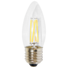 1 Вт/1.6 Вт/3,5 Вт С35 E27 светодиодная Лампа свеча с утверждением CE