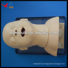 HR / J10 erweiterte Luxus-Säugling Intubation Atemwege Simulator