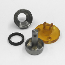 precision cnc turned components