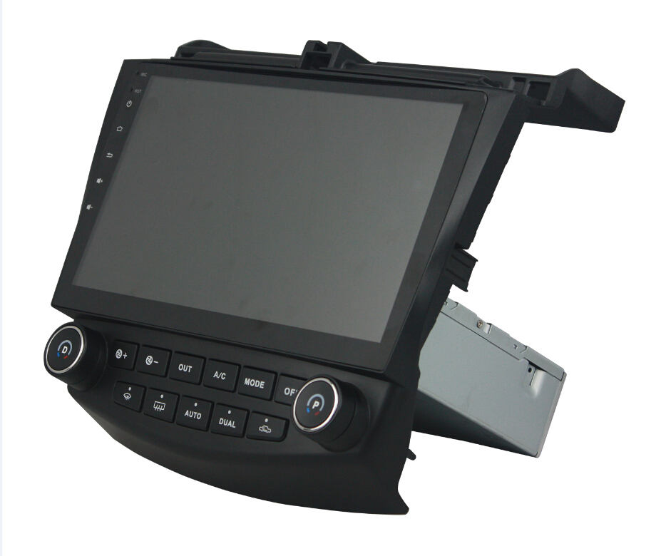 10.1 Inch Android Car dvd player Honda Accord 7