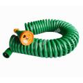 EVA Coiled Gartenschlauch / Garten Wasser EVA Spiral Coil Hose