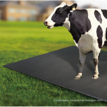Non Slip Alley Milking Cow Cubicle Cattle Horse Stable Stall Rubber Mat