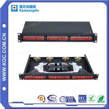Caixa terminal de fibra montada em rack Krmsp -FC24