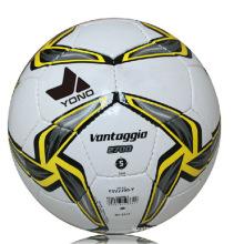 Good quality oem plain white footballs in bulk