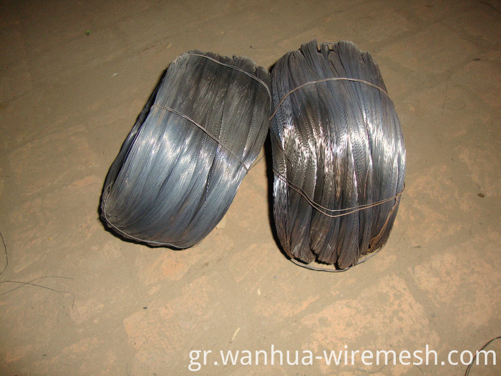 1.5MM diameter round shape Small coil tie wire (3)