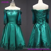 Полиэстер / хлопок Материал платье для вечеринок женщины платья сексуальное платье