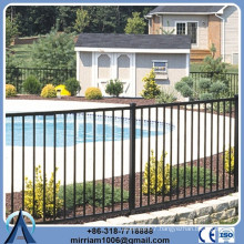 Pickets 25*25mm square*1.2mm wall thickness wrought iron fence pickets