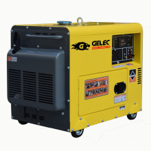 4.5KVA luxuary type diesel generator set