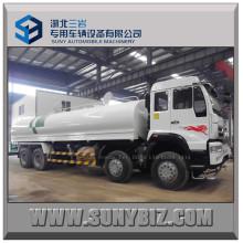 Sinotruk Golden Prince 30t Farm Water Sprinking Tank Truck