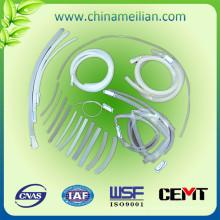 Protector de cable de silicona blanda
