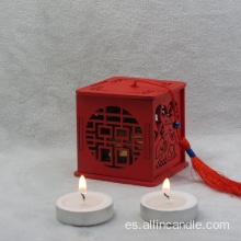 No fumar iglesia Memorial Tealight vela
