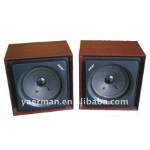 2.0 usb speaker,wooden speaker for computer/pc/laptop