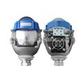 3inch LED Duplo Projetor Farol 40W Super Brilhante anjo olhos farol