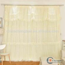 Vente en gros de tissus à rideaux en dentelle