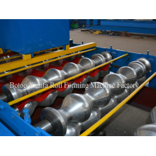 Roof Tile Glazed Tile Roll Forming Machine