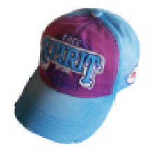 Washed Sport Cap with Applique Logo T (6PWS1209)