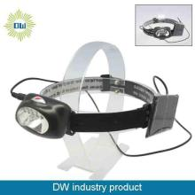 High Quality Solar LED Headlamp