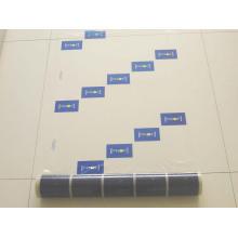 Película de plástico PE para suelo