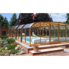 Swimming Pool Patio Enclosures Decorating For Garden