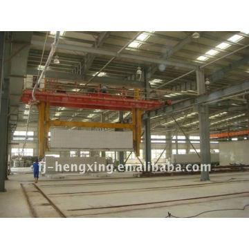 Высокопрочная машина для производства кирпича AAC Block Manufacturers