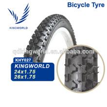 Qualidade superior de borracha Natural sólido topo vendendo pneu de bicicleta