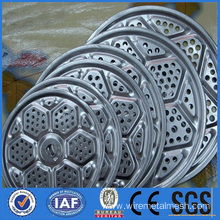 13.8mm Thick Perforated Metal Mesh