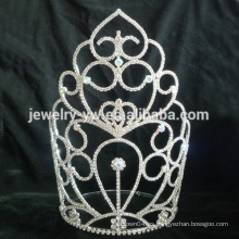 Custom pageant crown para la venta