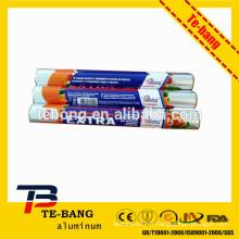 Feuille d'aluminium / feuille d'étain 45cm x 75mtr (250 pieds)