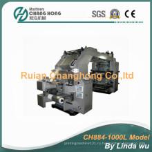 Флексографическая печатная машина с алюминиевой фольгой (CH884-1000L)