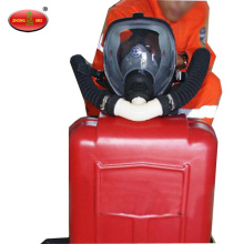 Isolated Positive Pressure Oxygen Breathing Apparatus