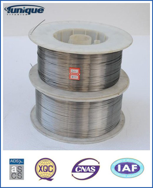Pure Gr2 Titanium Wire in Coil