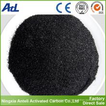 Phosphoric acid method powder wood based activated carbon