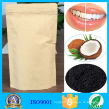 food grade wood activated charcoal powder for brush teeth