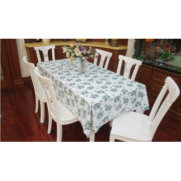Colour Printed Tablecloth PEVA\EVA\PVC