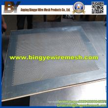 Metal redondo perfurado de alta qualidade para venda
