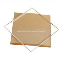 3-100mm Sublimation Acryl Pmma Plexiglasplatte