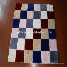 Japanese tatami puzzle mat