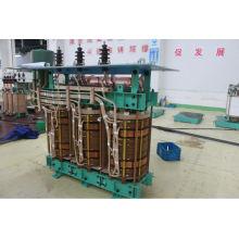 1250kVA Transformador rectificador de aceite de baja pérdida para la fuente de alimentación, 2 bobinados