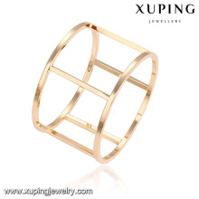 51665 xuping Wholesale special design Circular fashion bangle forwomen