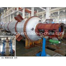 Tfe High Efficient Energy Saving Factory Price Wiped Rotary Vacuum Used Engine Oil Recycling Machine