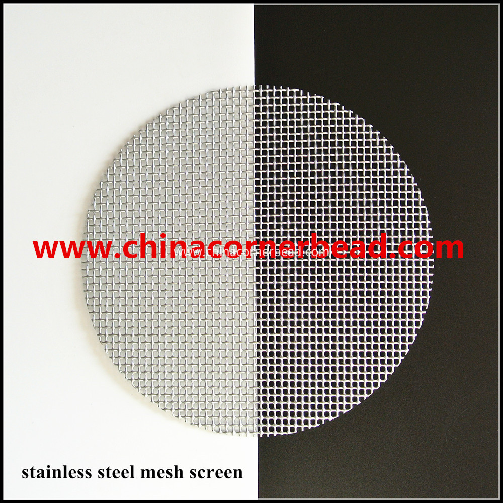 stainless steel mesh screen security screem wire mesh window insect screen mesh