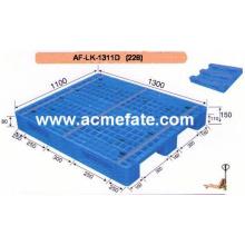 Buena calidad de paletas de plástico de cuatro direcciones de exportación