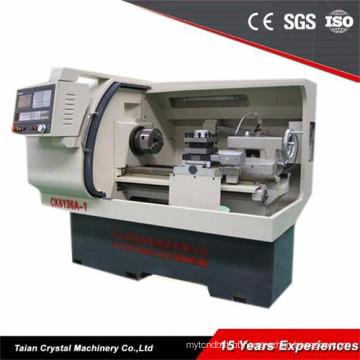 semi automático CK6136A cnc torno preço da máquina