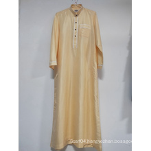 Men's abaya muslim clothing
